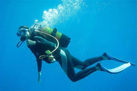 important scuba diving rule