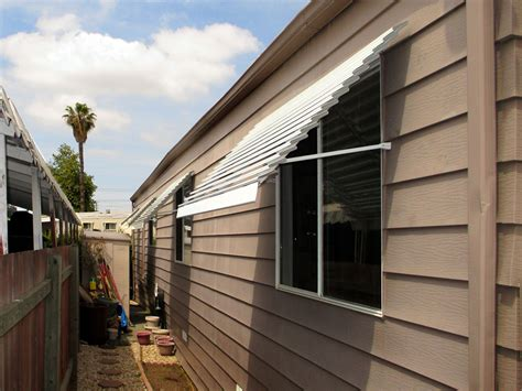 mobile home awnings mobile home patio covers superior awning