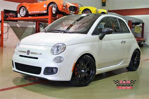 Fiat Dealer Locator by 2012 Fiat 500 Sport Stock Mjr6 For Sale Near Glen Ellyn