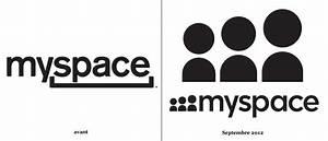 Montage logo Myspace - LOGONEWS