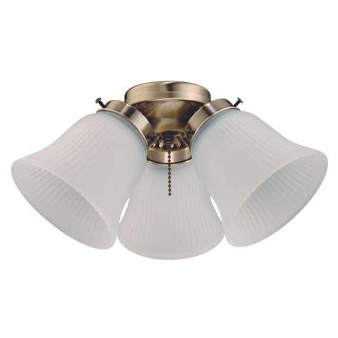 Led Light Kit For Ceiling Fan by Westinghouse Three Light Led Cluster Ceiling Fan Light Kit