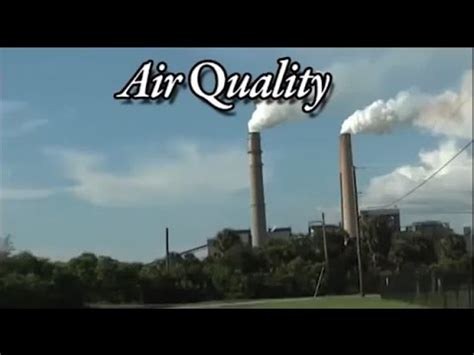 Eec Air Quality Youtube