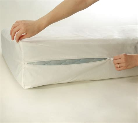 Dust Mite Bed Covers by Dust Mite Allergy Mattress Cover Cotton Allergy Australia