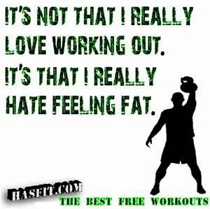 HASfit BEST Wor... Hate Exercise Quotes