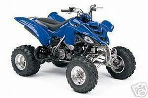 01-05 Yamaha Raptor 660 Service Repair Manual