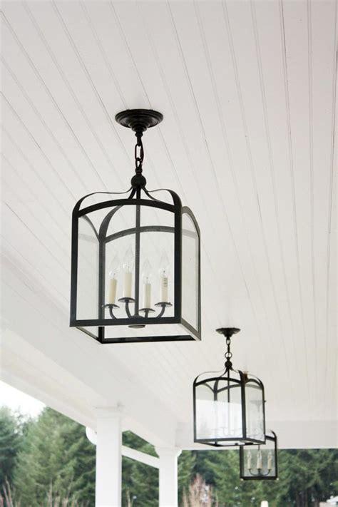 modern farmhouse exterior lighting the 25 best ideas about porch lighting on pinterest