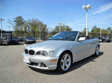 2005 Bmw 3 Series Convertible 325cic  Bmw Colors