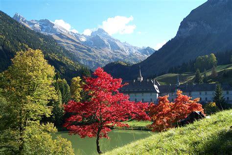 la chartreuse du reposoir le savoie mont blanc savoie et haute savoie alpes