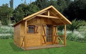 Construire Un Garage En Bois Soi Meme : types de fabrication maison en ossature bois ou bois massif ~ Dallasstarsshop.com Idées de Décoration