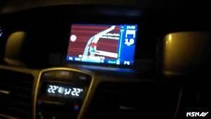 Renault Laguna Carminat Tomtom - Mape Srbije