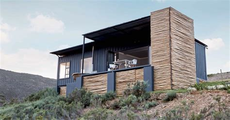 shipping container home rental  sweet valley views curbed