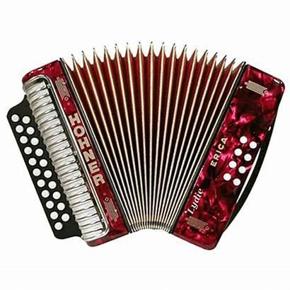 Accordion Instruments Hohner Musical Accordeon Erica Transparent