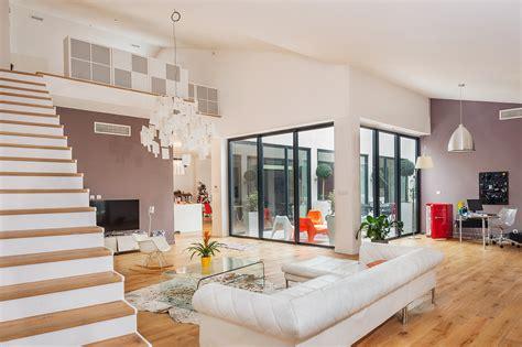 chambre angers marseille chave maison loft avec patio central agence