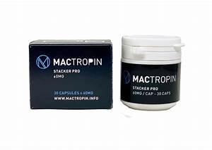 Stacker Pro 60mg 30caps - Mactropin