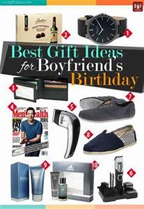Boyfriend Birthday Gifts on Pinterest