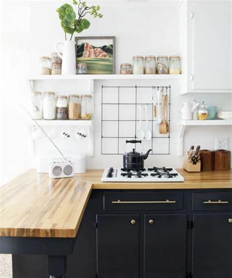 credence cuisine bois comment choisir la crédence de cuisine idées en 50 photos