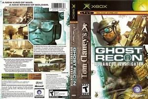 Cartula De Ghost Recon Advanced Warfighter Para Xbox