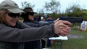 Judges head to range to learn shooting basics | KRISTV.com