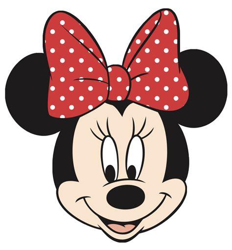 minnie mouse head  clipartioncom