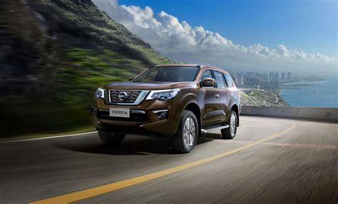 nissan terra   launched  thailand  august