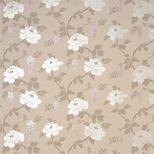 Camelia Lilac wallpaper from Homebase
