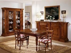 Sala Da Pranzo Con Tavolo Intarsiato mobili Casa Idea Stile