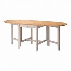 Table à Rabat Ikea : gamleby table rabat ikea ~ Teatrodelosmanantiales.com Idées de Décoration