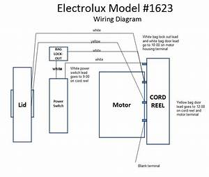 Electrolux Vacuum Cleaner Wiring Diagram