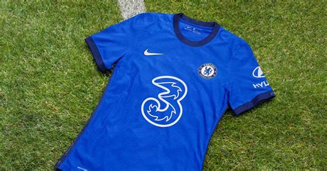 Nike Launch Chelsea 20/21 Home Shirt - SoccerBible