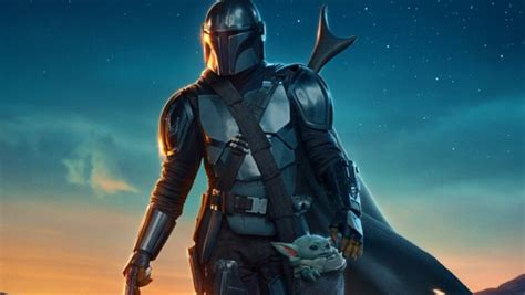 THE MANDALORIAN Season 2 Trailer Puts Baby Yoda on the ...
