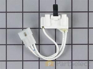 Whirlpool 3406107 - Door Switch