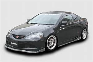 Acura RSX Chargespeed Kouki Bottom Line Front Lip