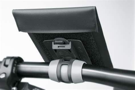 smartfon na rowerze czyli jaki wybrać uchwyt rowerowy na