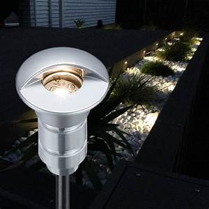 Led In Decke : fvtled led deck step light waterproof ip65 recessed stair lamp paitio inground spotlight garden ~ Markanthonyermac.com Haus und Dekorationen