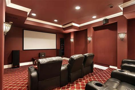 home theatre interior design pictures 25 jaw dropping home theater designs