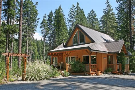cabin rentals washington state top ranch vacation rental cabin coles corner area