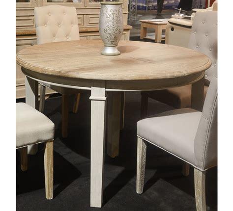 petit canapé d angle cuir table ronde extensible quot charme quot 4664