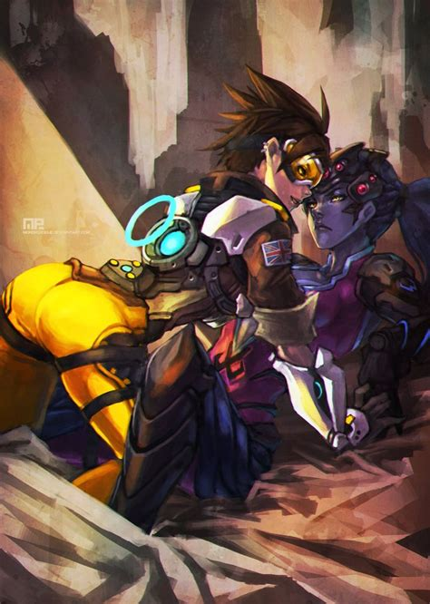 widowtracer widowtracer   overwatch tracer