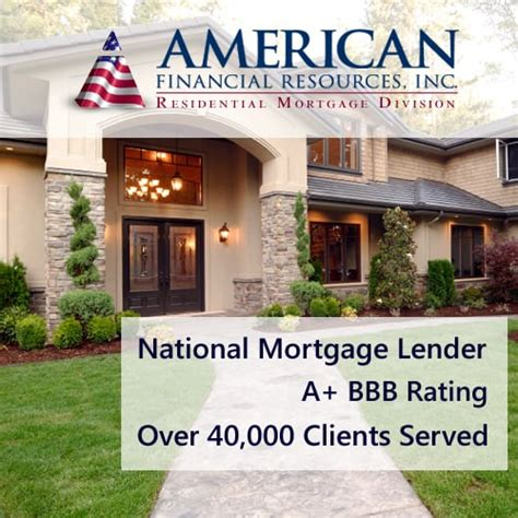 american resources phone number american financial resources 29 reviews mortgage