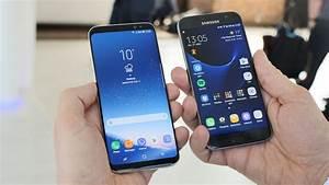 Samsung Galaxy S9 Kaufen : galaxy s8 und s7 im vergleich lieber das g nstigere s7 ~ Kayakingforconservation.com Haus und Dekorationen