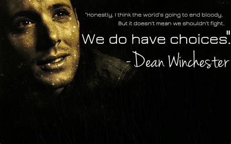 Famous Art Desktop Wallpaper Dean Winchester Pie Quotes Quotesgram