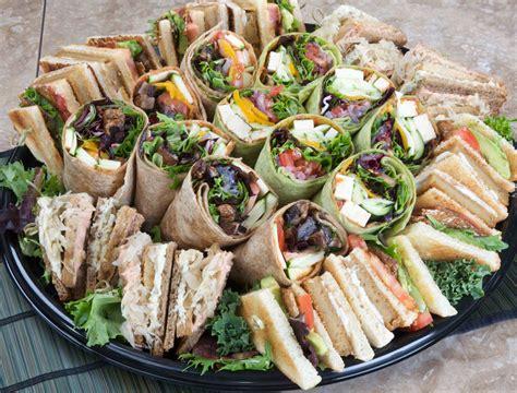 lunch menu austin gourmet