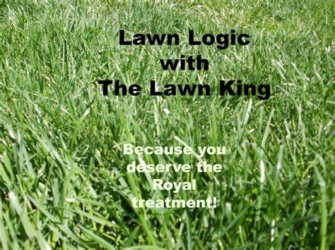 logic lawn part