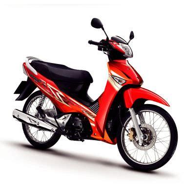 motorcycle new honda wave 125i pgm fi system