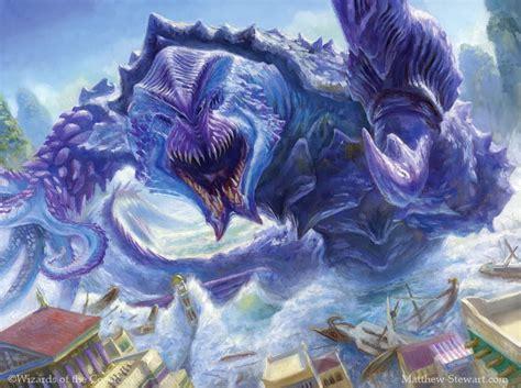 mtg budget kraken deck casual encounters kraken new deck ideals for journey into