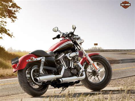 Harley-davidson Pictures 2013 Xl1200c Sportster 1200 Custom