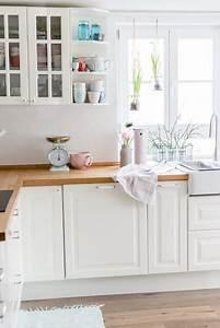Küchen Ikea Landhaus : kitchenstories oder meine lieblingsecke in der k che de cump rat pinterest haus k chen ~ Orissabook.com Haus und Dekorationen