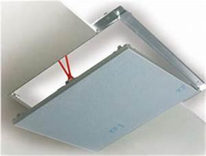 Trappe Visite Placo : trappes de visite tous les fournisseurs trappe de mur ~ Premium-room.com Idées de Décoration