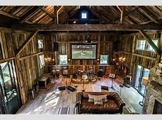 Party Barn With Music Stage and Full Wet Bar 2015 Fresh