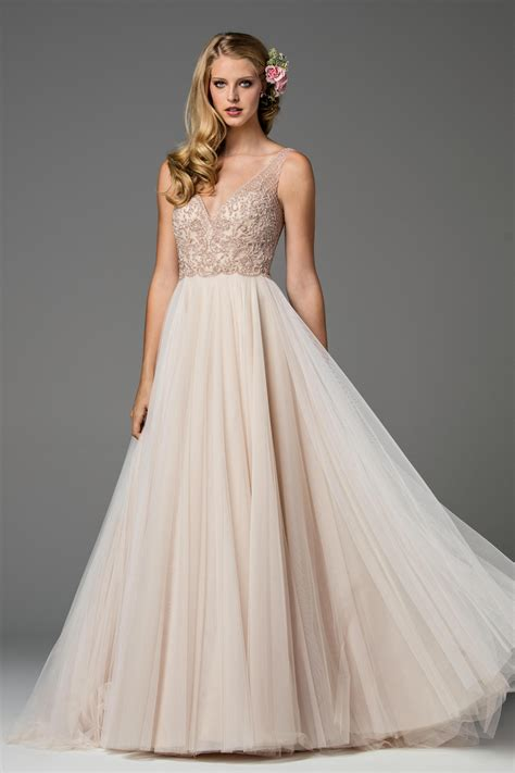 Watters Spring  Bridal Collection At New York